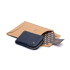 Bellroy Card Pocket – Blue Steel
